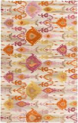 Surya Surroundings Sur-1016 Burnt Orange Area Rug