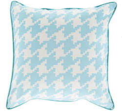 Surya Houndstooth Pillow Sy-038