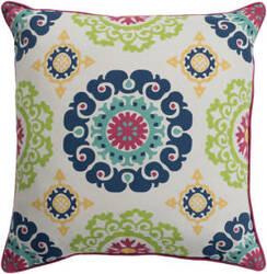 Surya Technicolor Pillow Tec-013  Area Rug