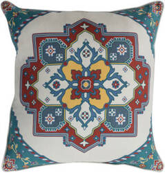 Surya Technicolor Pillow Tec-021  Area Rug