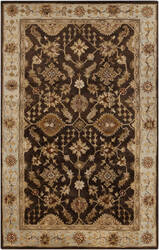 Surya Tinley Tin-4003 Chocolate Area Rug