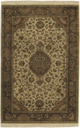 Surya Taj Mahal Tj-1142 Cream / Brown Area Rug