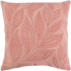 Surya Tansy Pillow Tsy-003 Peach / Rose
