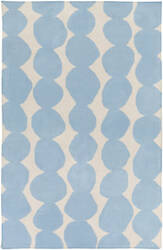 Surya Textila Txt-3011 Sky Blue Area Rug