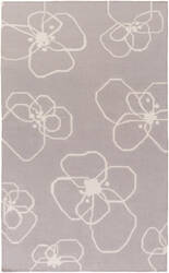 Surya Textila Txt-3014 Light Gray Area Rug