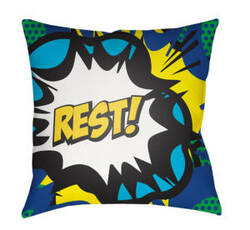 Surya Warhol Pillow Wa-020