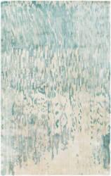 Surya Watercolor WAT-5004 Green Blue Area Rug