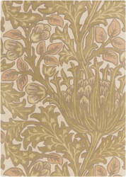 Surya William Morris Wlm-3005 Beige Area Rug