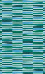 Surya Young Life YGL-7006 Blue / Green Area Rug