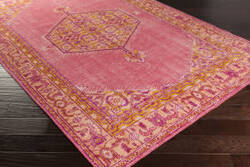 Custom Surya Zahra ZHA-4005 Hot Pink Area Rug