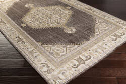 Custom Surya Zahra ZHA-4011 Chocolate Area Rug