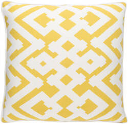 Surya Large Zig Zag Pillow Zzg-003