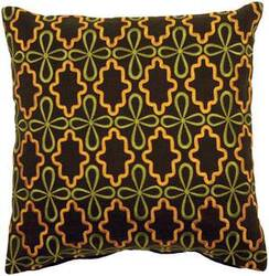 Surya Pillows P-0136 Chocolate
