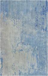 Surya Watercolor WAT-5002 Blue Gray Area Rug