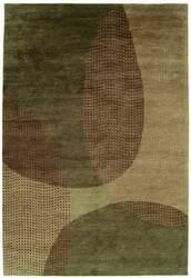 Tibet Rug Company 80 Knot Premium Tibetan Ellipse  Area Rug