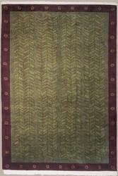 Tibet Rug Company 60 Knot Premium Tibetan Kelp  Area Rug