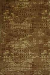 Tibet Rug Company 100 Knot Premium Tibetan Machu Picchu Brown Area Rug