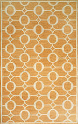 Trans-Ocean Spello Arabesque Orange 2117/17 Area Rug