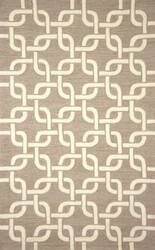 Trans-Ocean Spello Chains Natural 2018/12 Area Rug