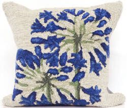 Trans-Ocean Frontporch Pillow Desert Lily 2273/12 Neutral