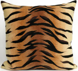 Trans-Ocean Visions I Pillow Tiger 4085/19 Brown Area Rug