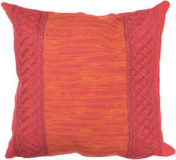Trans-Ocean Visions Ii Pillow Celtic Stripe 4117/17 Saffron Area Rug