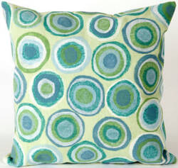 Trans-Ocean Visions Ii Pillow Puddle Dot 4128/04 Spa Area Rug