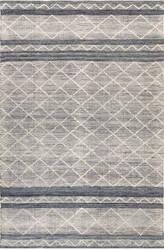 Trans-Ocean Artista Diamond Stripe 8450/33 Denim Area Rug