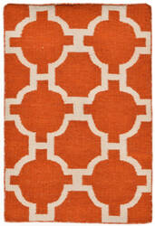 Trans-Ocean Assisi Tile Paprika Area Rug