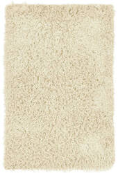 Trans-Ocean Bali Solid Ivory Area Rug
