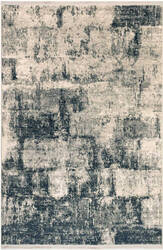 Trans-Ocean Bergen Abstract 6206/47 Grey Area Rug