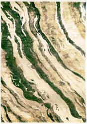 Trans-Ocean Calais Dunes 6078/06 Green Area Rug