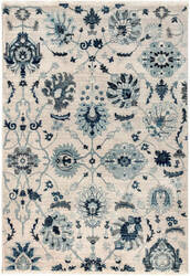 Trans-Ocean Calais Vintage Floral 6079/12 Ivory Area Rug