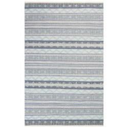 Trans-Ocean Cosmos Gypsy Stripe 8271/03 Blue Area Rug