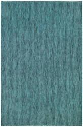 Trans-Ocean Carmel Texture Stripe 8422/94 Blue Area Rug