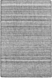 Trans-Ocean Dakota Stripe 6147/47 Grey Area Rug