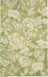 Trans-Ocean Jadu Floral 7803/16 Sage Area Rug