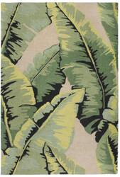 Trans-Ocean Lalunita Palm 6029/06 Green Area Rug
