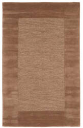 Trans-Ocean Madrid Border 1300/19 Brown Area Rug