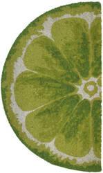 Trans-Ocean Natura Lime 2025/06 Green Area Rug