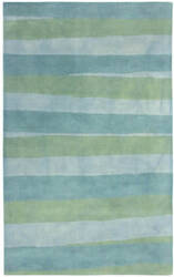 Trans-Ocean Piazza Stripes 7281/04 Breeze Area Rug