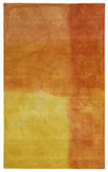 Trans-Ocean Piazza Watercolors 7283/18 Sunrise Area Rug