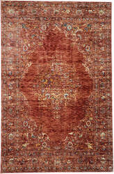 Trans-Ocean Palace Kermin 8570/24 Red Area Rug