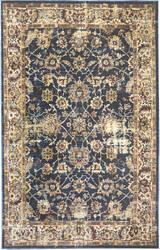 Trans-Ocean Palace Isfahan 8571/03 Blue Area Rug