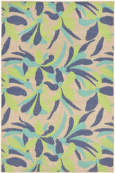 Trans-Ocean Playa Flower 1350/33 Cool Area Rug
