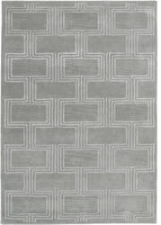 Trans-Ocean Roma Boxes 9304/47 Grey Area Rug