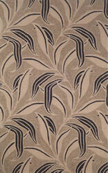 Trans-Ocean Ravella Leaf 1902/20 Neutral Area Rug