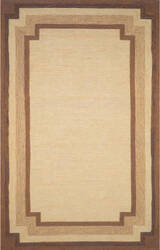 Trans-Ocean Ravella Border 1905/12 Natural Area Rug