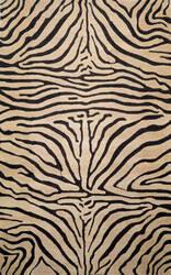 Trans-Ocean Seville Zebra 9627/12 Neutral Area Rug