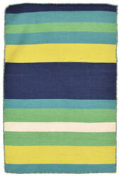 Trans-Ocean Sorrento Tribeca Green Area Rug